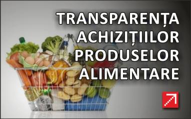 Transparența achizițiilor produselor alimentare